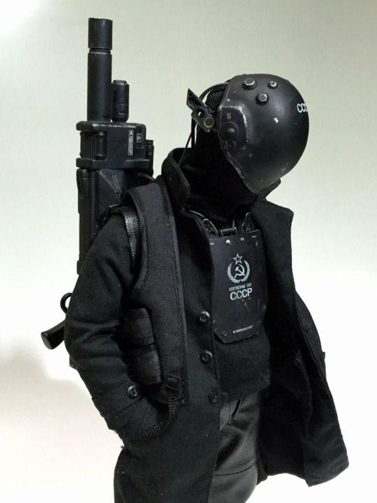 Enforcer by Y Nakajima