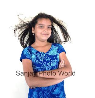 hair air girl