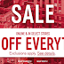 Express: 40% Off Everything!