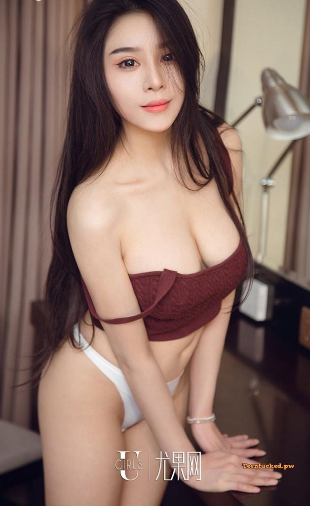 UGIRLS Ai You Wu App No.1295 MrCong.com 019 wm - UGIRLS – Ai You Wu App No.1295: Người mẫu 裴依雅 (35 ảnh)