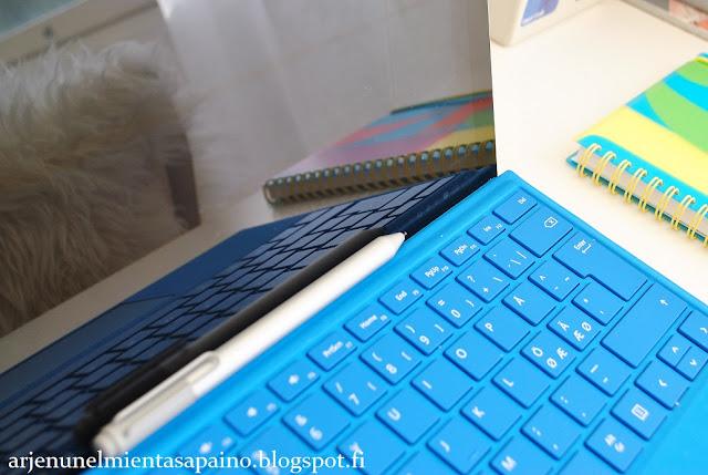 tabletti, lääkis, opiskelu, läppäri, Surface Pro 4