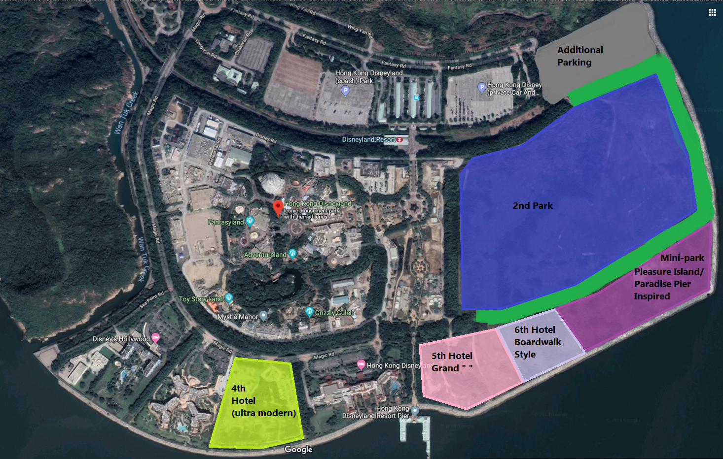 marketing plan for hong kong disneyland Expert marketing advice on strategy: hong kong disneyland and ocean park posted by anonymous, question 18902.