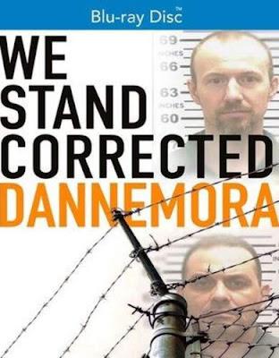 We Stand Corrected Dannemora Bluray