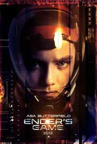 Ender's Game 2013 Hindi 400MB Download Dual Audio Full Movies BluRay