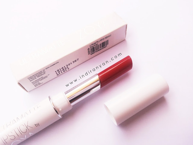Zoya Ultramatte Lipstick Rosewood