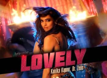 LOVELY Karaoke (Happy New Year) Kanika Kapoor - Dmusic Karaoke