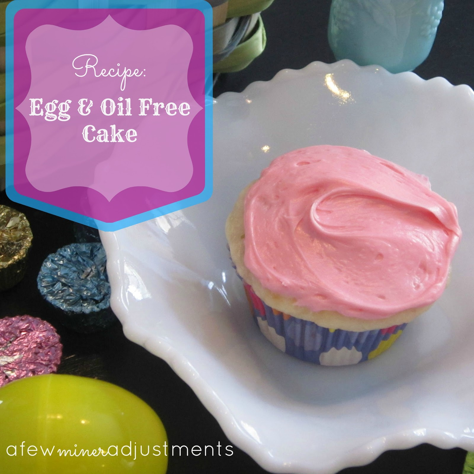 Substitution For Oil In Box Cake Mix