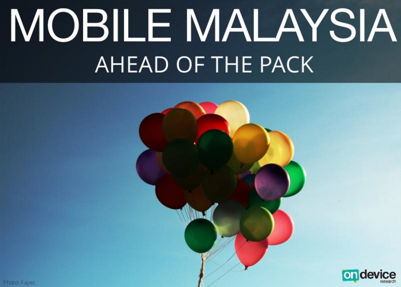 Mobile statistics in Malaysia