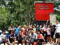 Harga Paket Tour Backpacker 2H.1M Wisata Green Canyon Pangandaran Hemat