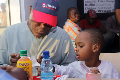 Atiku Abubakar Opens First Chicken Cottage In Nigeria