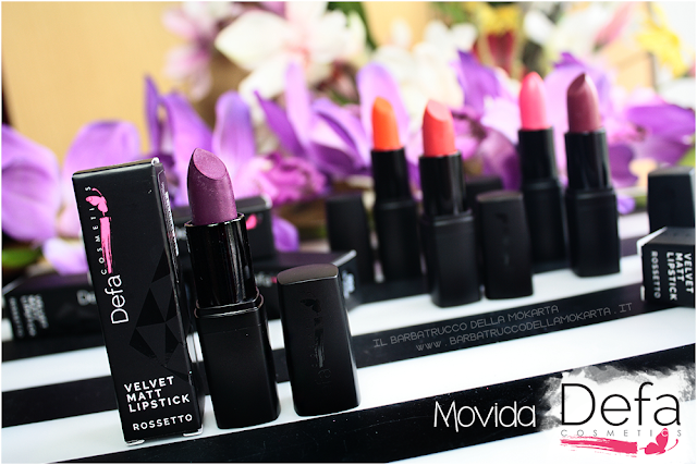 movida review Defa cosmetics lipstick