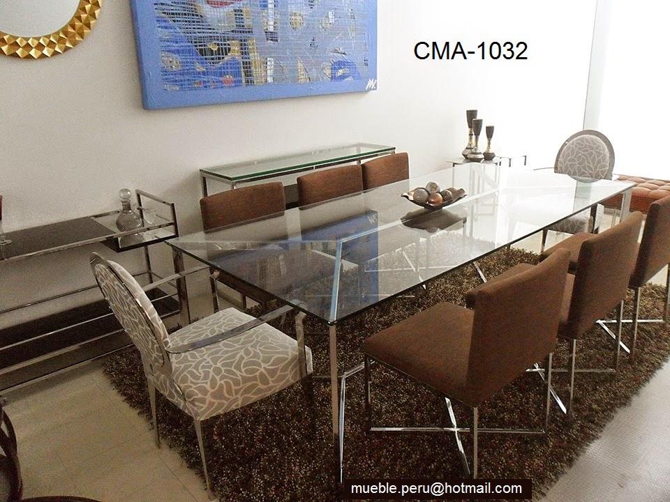 Ver fotos de muebles de comedor for Muebles para living comedor