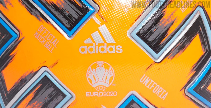 Calendrier De Match Euro 2020.Adidas Uniforia Euro 2020 Winter Ball Released Footy