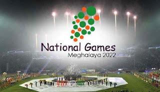राष्ट्रीय खेल 2022 का शुभंकर क्लाउडेड तेंदुवे को चुना गया -