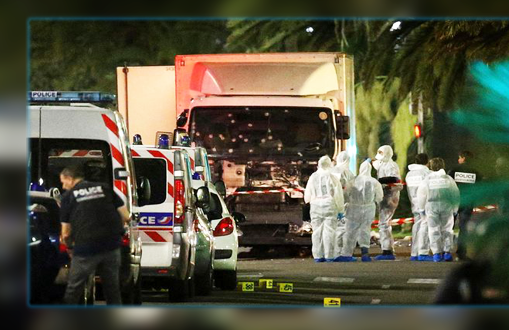 """مصدر بالشرطة الفرنسية يكشف هوية منفذ هجوم """"نيس""""  بفرنسا !! لن تصدق جنسيته !!"""