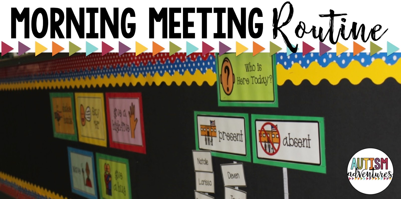 Morning Meeting Video The Autism Adventures Of Room 83