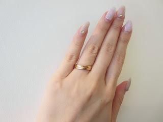 FURRERJACOT  オリガミ origami 結婚指輪 鍛造 ゴールド プラチナ 結婚 貴金属細工師 着け心地 平打ち シンプル 丈夫