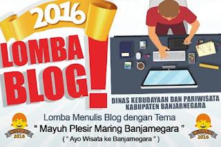 http://budparbanjarnegara.com/2016/06/02/lomba-blog-pariwisata-banjarnegara/