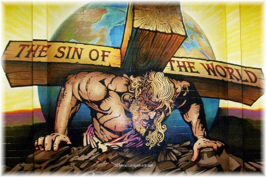 Only Jesus can save us from both sin and death