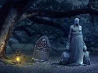 Cerita Horor Seram Mistis Misteri Suara Tangisan Hantu Dari Dalam Kuburan