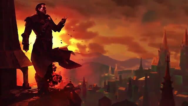 Expansion pack terbaru bernama Crimson Curse