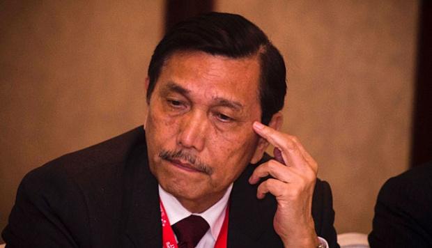 Menteri Kemaritiman Nilai Tak Masalah Dolar Tembus Rp14.385