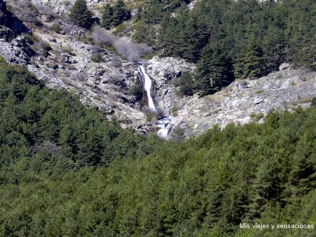 Chorrera de San Mamés, Sierra de Guadarrama