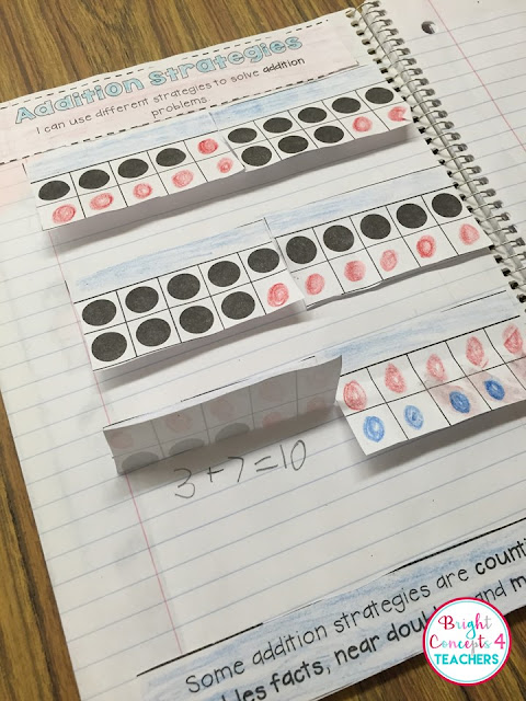 Interactive notebooks serve many purposes in the classroom from review of skills, modeling thinking, mastering standards and more.