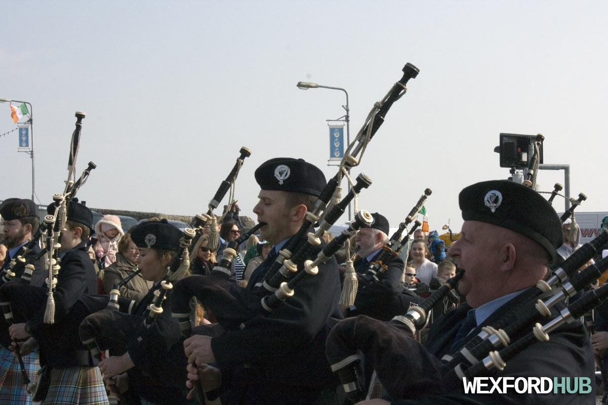 Wexford band