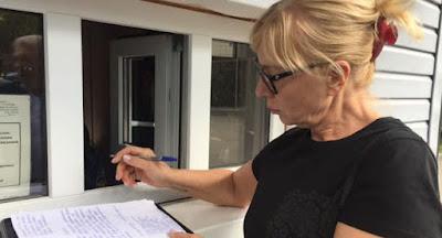 Росія не допустила українського омбудсмена Денисову до політв'язня Карпюка