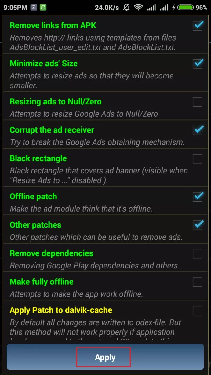 How to block ads in android apps without rooting bad directo note that when you reboot your android device after applying the patch the ads might reappear again thus to remove any in app ads permanently with lucky ccuart Image collections