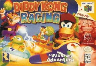 Diddy Kong Racing ( BR ) [ N64 ]