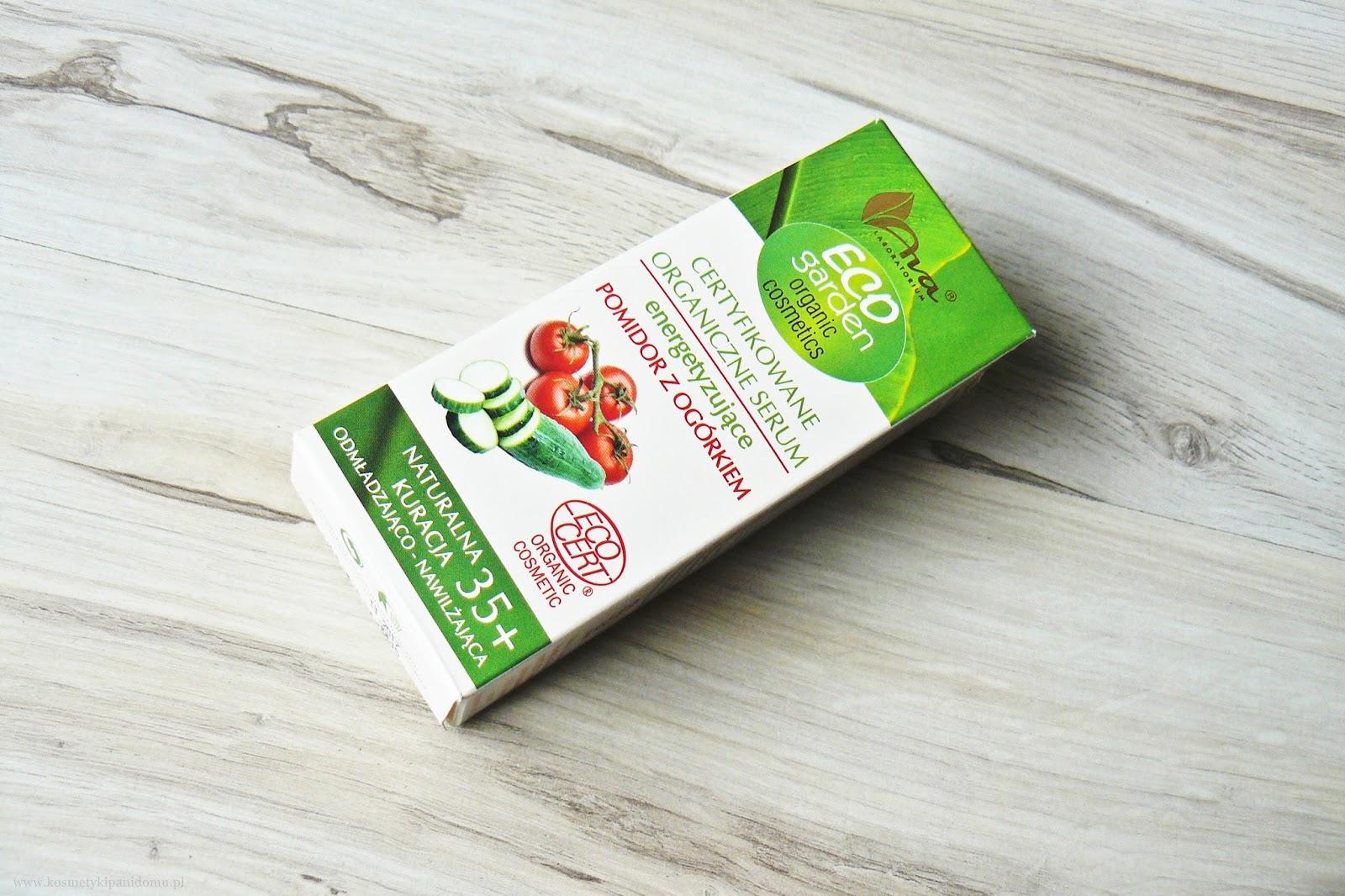serum pomidor z ogórkiem
