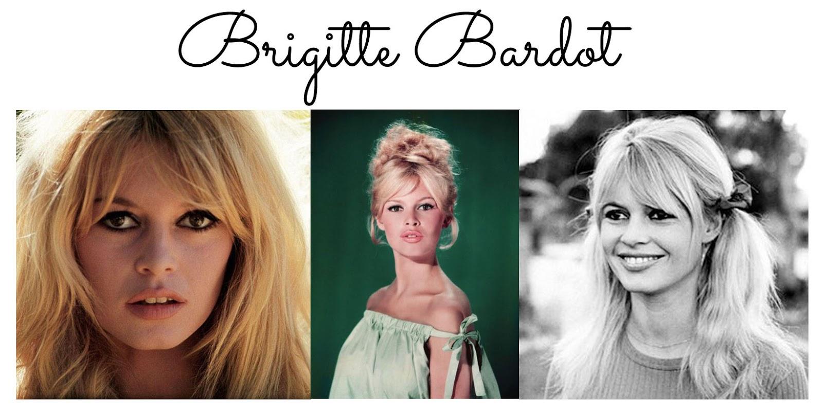 Beauty Icon: Brigitte Bardot