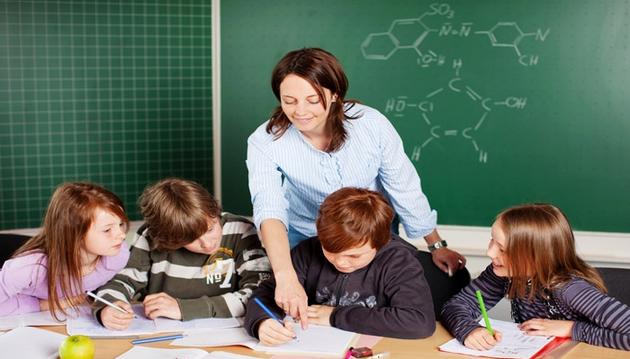 учительницы фото с ученико