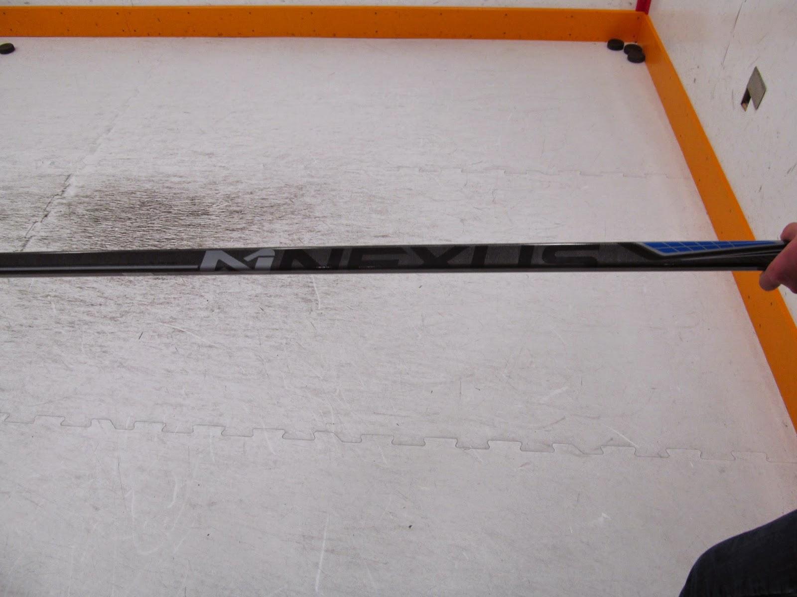 Hockey Stick Reviews Bauer Nexus 8000 Review