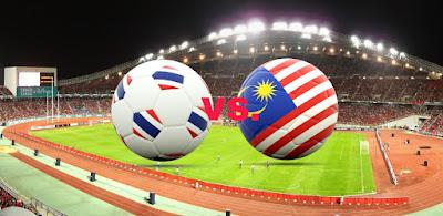 Live Streaming Thailand vs Malaysia Piala AFF Suzuki 5.12.2018