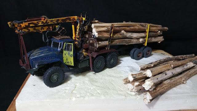 Ural 4320 Timber. 20170419_170132%255B1%255D