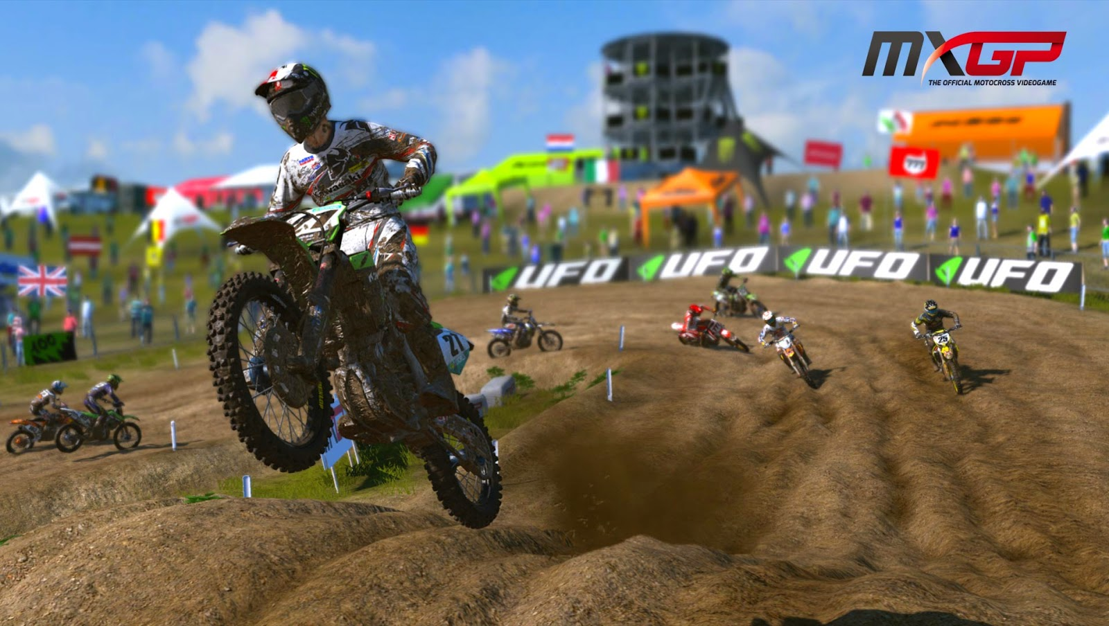 MXGP: The Official Motocross Videogame PS3