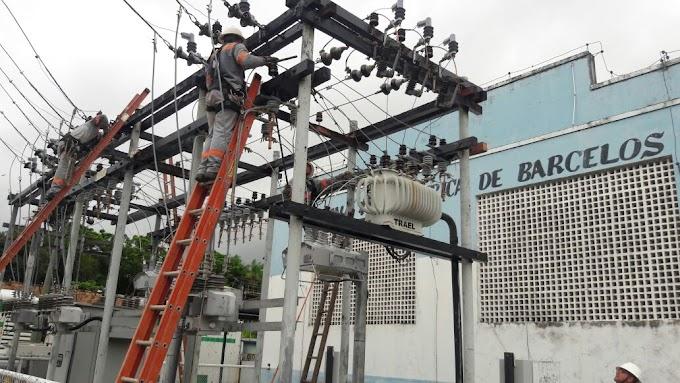 Eletrobras reforça qualidade na geração de energia em usinas termelétricas do interior