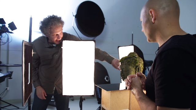 turn softboxes into hardboxes  Urs Recher and Karl Taylor