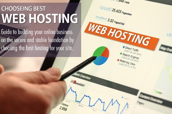Choose the best web hosting