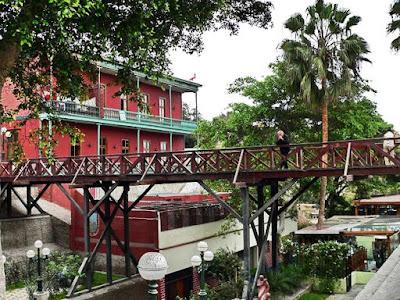 Puente de los Suspiros, que ver en Lima, que hacer en Lima, Lima en un día