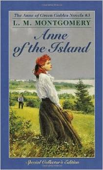 Anne with an e book set