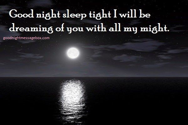 Best 40 Good Night Love Messages For Her - Best Good Night