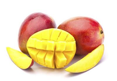 Propiedades de comer mango