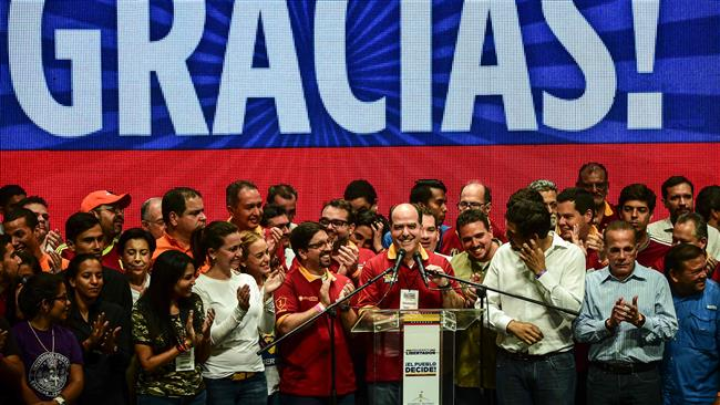 Over 7 million vote in anti-Maduro referendum: Venezuela opposition leader Julio Borges