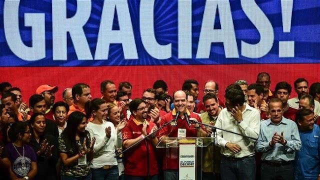 Over 7 million vote in anti-Maduro referendum: Venezuela opposition leader Julio Borges