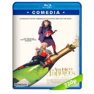 Absolutely Fabulous The Movie (2016) BRRip 720p Audio Dual Latino-Ingles