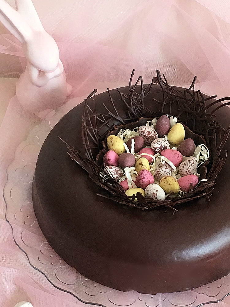 receta-mona-de-pascua-nido-de-chocolate